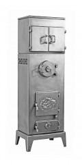 Bauhausstilofen 063 - Bauhausstil, gegossen um 1920