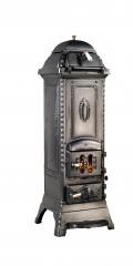 Jugendstilofen 253 - Ein klassischer alter Ofen gegossen um 1910