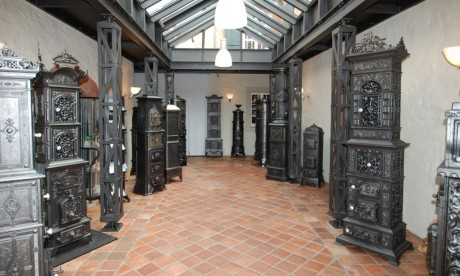 Alte Kaminöfen